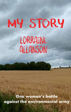 My Story - A book by Lorraine Allanson